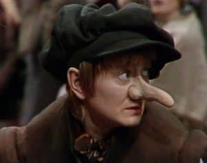 Карлик нос в фильме 1978 года