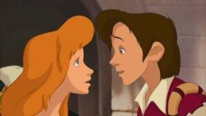 Карлик нос и принцесса смотреть