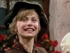 Мальчик Карлик нос в фильме 1978 года